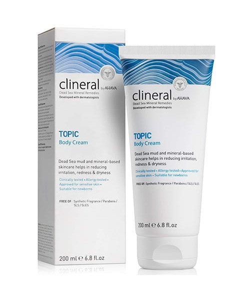 TOPIC Body Cream Clineral
