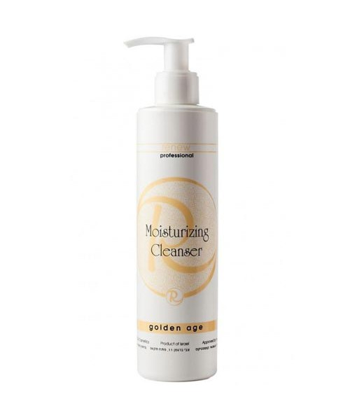 Moisturizing Cleanser |Golden Age