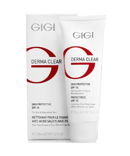 Skin Protective SPF-15 Derma Clear