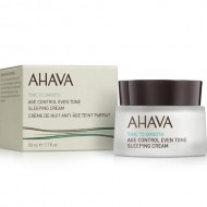 Age Control Even Tone Sleeping Cream Time To Smooth
