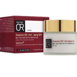 كريم النهار المضاد للشيخوخة 55+ - Anti-aging day cream 55+