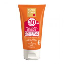 مكافحة الشيخوخة الوجه الشمس سف-30 - Anti-Ageing Face Sunscreen SPF-30