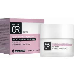 كريم ليلي مضاد للشيخوخة للبشرة الناضجة 30+ - Anti-aging night cream for mature skin 30+