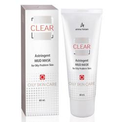 قناع الطين قابض | واضح - Astringent Mud Mask | Clear