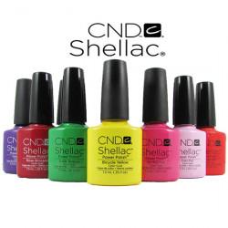 Cnd Shellac الأشعة فوق البنفسجية هلام مسمار البولندية - CND Shellac UV Nail Gel Polish