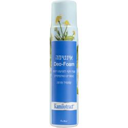 رغوة منظفة لإزالة الروائح الكريهة - Intimate Deo-Foam Cleansing foam to prevent odors   Kamilotract