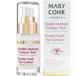 ضعف كفاف عين الشباب - Double Youth Eye Contour