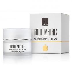 كريم ترطيب للبشرة الجافة العادية | مصفوفة الذهب - Moisturizing Cream For Normal Dry Skin | Matrix Gold