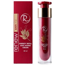 تعبئة الطاقة مكافحة الشيخوخة كريم - Energy Refill Anti Aging Cream