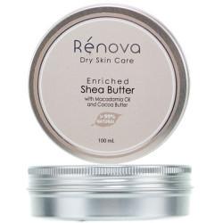 زبدة الشيا المخصب | رينوفا - Enriched Shea Butter | Renova