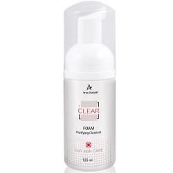 رغوة المطهر تنقية | واضح - Foam Purifying Cleanser | Clear