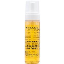 منظف صابون رغوي غني بفيتامين ج للبشرة العادية إلى الجافة - Foaming soap cleanser enriched with vitamin C for normal to dry skin