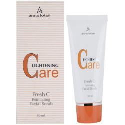 جفاف الوجه | ج البيضاء - Fresh C Exfoliating Facial Scrub | C-White