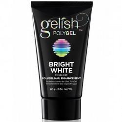 Polygel - أبيض ناصع - تعزيز الأظافر - PolyGel - Bright White - Nail Enhancement