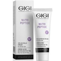 10٪ كريم حمض الجليكوليك | الببتيد المغذي - 10% Glycolic Acid Cream | Nutri Peptide