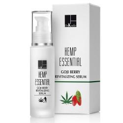 مصل تنشيط البشرة غوجي بيري   القنب ضروري - Goji berry Skin Revitalizing Serum   Hemp Essential