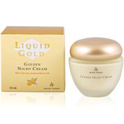 كريم الليل الذهبي | الذهب السائل - Golden Night Cream | Liquid Gold