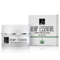 قنب كريم قناع - Hemp Cream Mask for Dry Skin | Hemp Essential