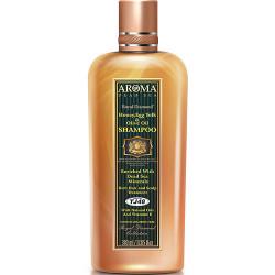 والعسل، صفار البيض وزيت الزيتون زيت الشامبو - Honey, egg yolk & olive oil Hair Shampoo