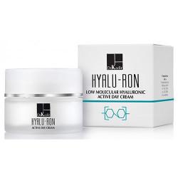 كريم جزيئي منخفض يعمل على الهالورونيك Hualu-رون - Low Molecular Hyaluronic Active Day Cream | HUALU-RON
