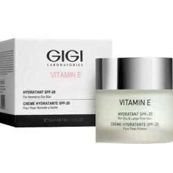 هدراتانت سف-20 للبشرة الجافة | فيتامين E - Hydratant SPF-20 For Dry Skin | Vitamin E