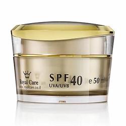 كريم مرطب بعامل حماية من الشمس 40 - Hydrating Cream SPF40