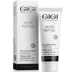 10٪ من اللاكتيك كريم الببتيد نوتري - 10% Lactic Cream | Nutri Peptide