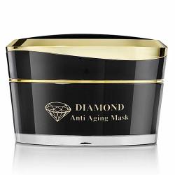 الماس الفاخرة لمكافحة الشيخوخة قناع - Luxury Diamond Anti Aging Mask