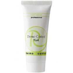 قناع للبشرة الدهنية والمشكلة | السيطرة على الجلد - Mask For Oily And Problem Skin | Dermo Control