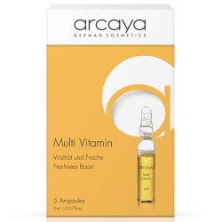 فيتامين 5X2 مل | وجه أمبولة - Multi Vitamin 5x2ml | Ampoule Face