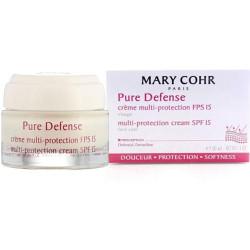 كريم بيور ديفينس متعدد الحماية بعامل حماية ١٥ - Pure Defense Multi-protection Cream SPF 15