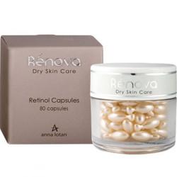 ريتينول العلاج الفعال تعيين 50Ml / 42 قبعات | رينوفا - Retinol Active Treatment Set 50ml/42 caps | Renova