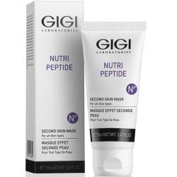 الجلد الثاني تقشر قناع | الببتيد نوتري - Second Skin Peel Off Mask | Nutri Peptide