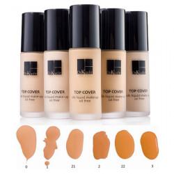 يتكون الحرير السائل: 6 ظلال - Silk Liquid Make Up: 6 shades