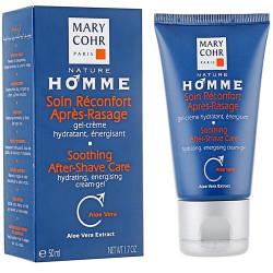 مهدئا بعد حلاقة حلاقة | طبيعة هوم - Soothing After-Shave Care | Nature Homme