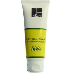 Wheat Germ - Avocado Nourishing Cream for dry skin