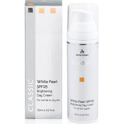 كريم النهار لتفتيح البشرة وايت بيرل مع حماية من الشمس 25 | كلاسيكي - White Pearl SPF25 Brightening Day Cream | Classic