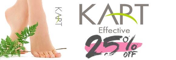 Kart Effective Cosmetics sale