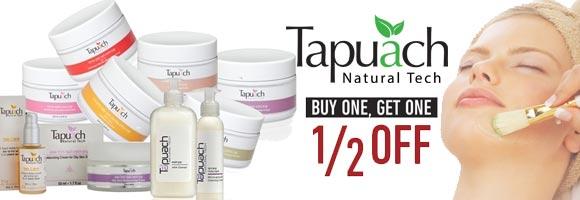 Tapuach Cosmetics sale