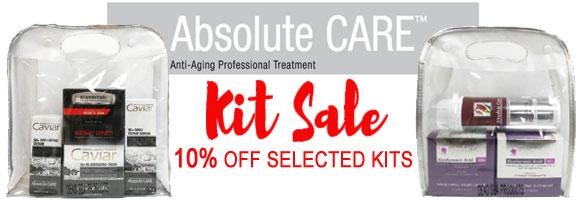 Absolute Care Cosmetics sale