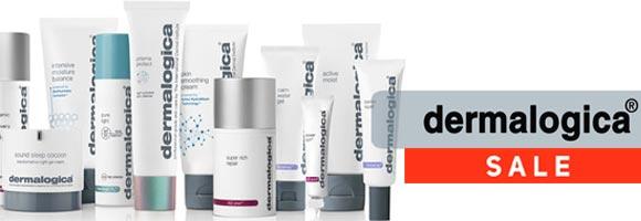 Dermalogica Cosmetics sale