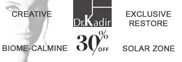 Dr. Kadir Cosmetics sale