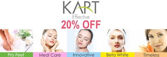 Kart Cosmetics July sale