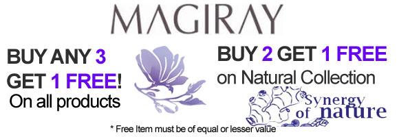 Magiray Cosmetics sale